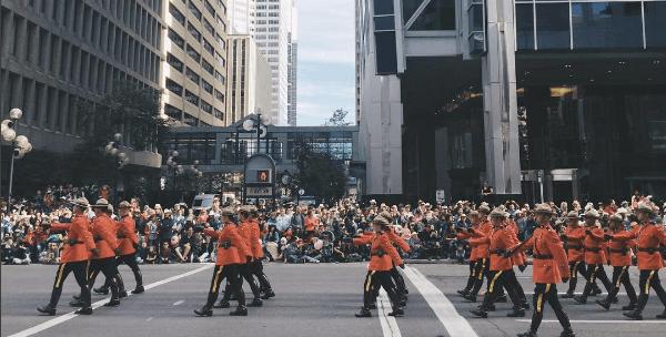 17 photos of the Calgary Stampede Parade 2016