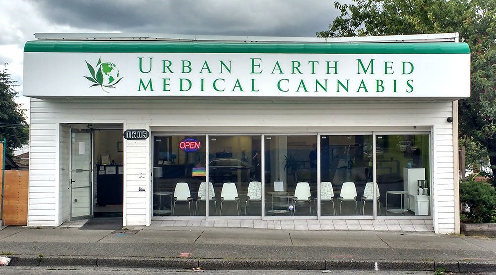 The Urban Earth Medical Society on Renfrew Street in Vancouver (Urban Earth Med)
