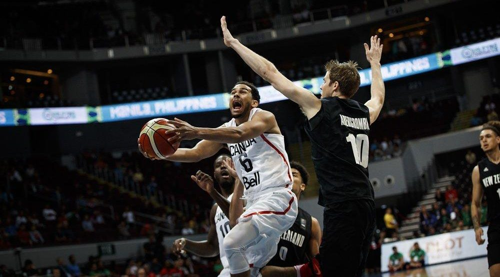 1 win away: Canada beats New Zealand, will face France in FIBA Olympic qualifier final