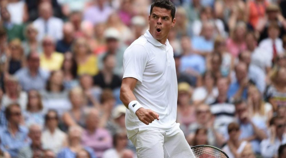 Milos Raonic concerned with Zika virus, withdraws from Rio Olympics