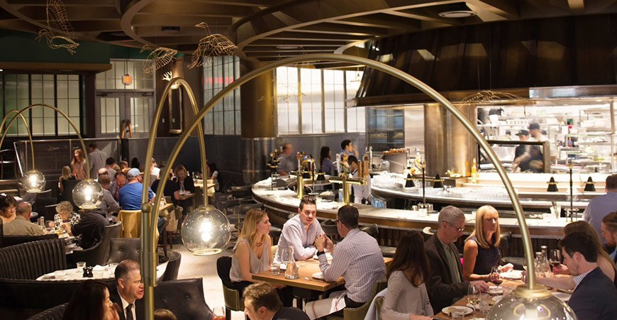 The Guild: New restaurant opens in old Hudson's Bay building