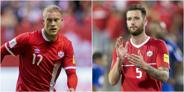 Report: Whitecaps to add Canadian internationals de Jong, Edgar