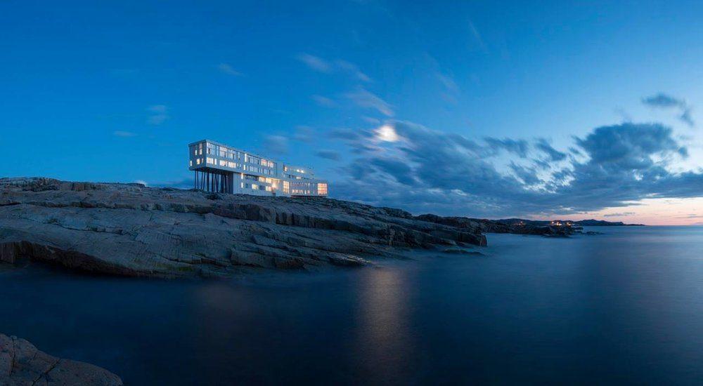 Gwyneth Paltrow visits Canadian island, calls it heaven