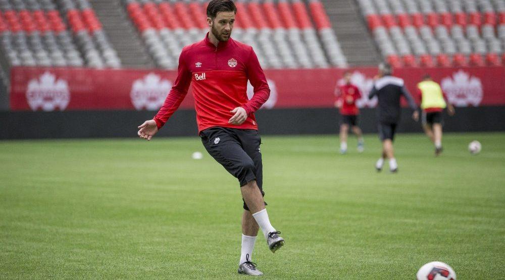 Whitecaps sign Canadian international defender David Edgar