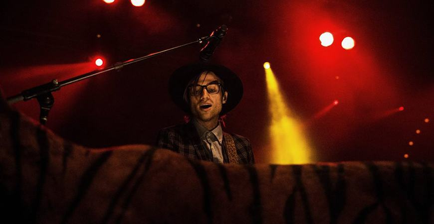 Saint Motel Vancouver 2016 concert at the Commodore Ballroom