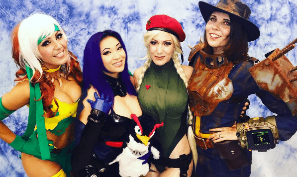 23 awesome photos from Montreal Comiccon 2016