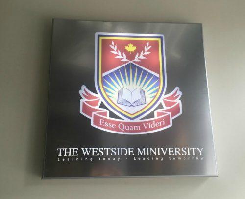 Image: Westside Miniversity