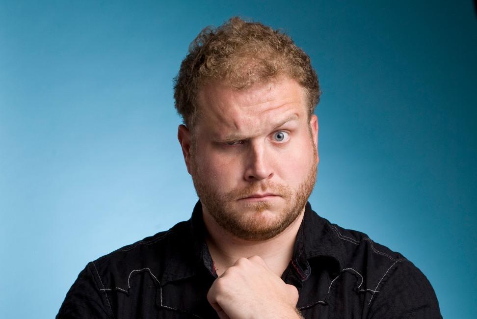 Comedy Preview: Byron Bertram opens up in Guilt Ridden Sociopath