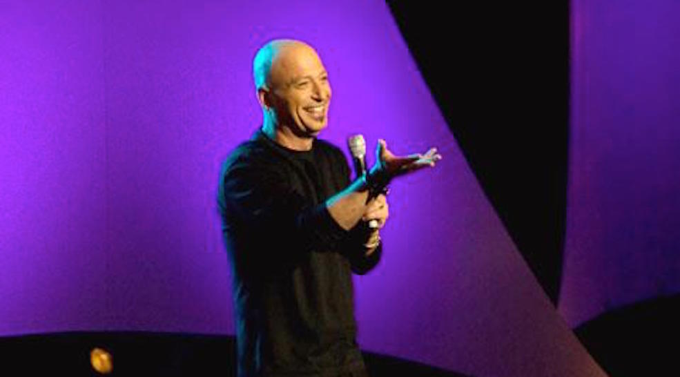 Howie Mandel stand-up comedy Calgary 2016 at Grey Eagle Casino