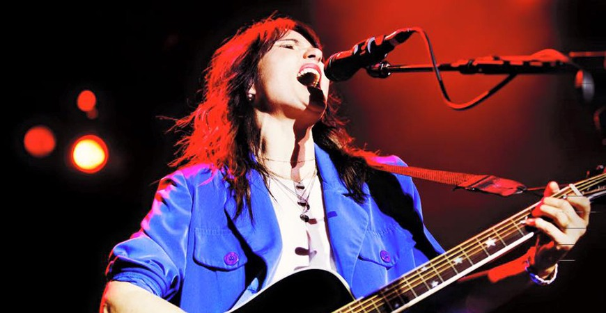 KT Tunstall Vancouver 2016 concert at the Commodore Ballroom