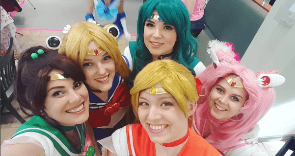 13 photos from the Sailor Moon Celebration in Toronto