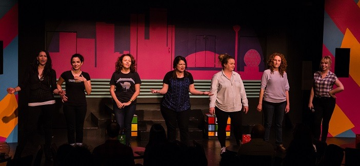 Dynamite Ladies and Explosive Comedy in Vancouver TheatreSports' Firecracker!