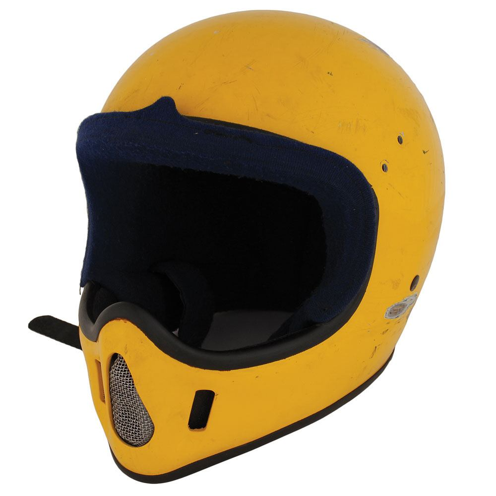Calgary 1988 Winter Olympics: Dudley Stokes's Qualifier-Worn Jamaican Bobsled Helmet (RR Auction)