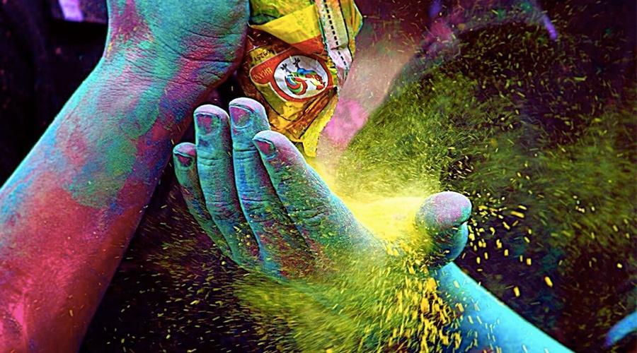 Show your true colours at the Holi Colour Festival 2016