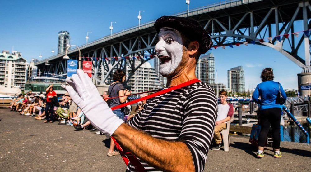 Bastille Day in Vancouver (© Fred China Photographer/Facebook)