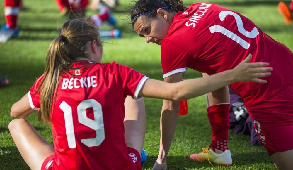 Injection of youth gives Canada renewed hope for Rio Olympics
