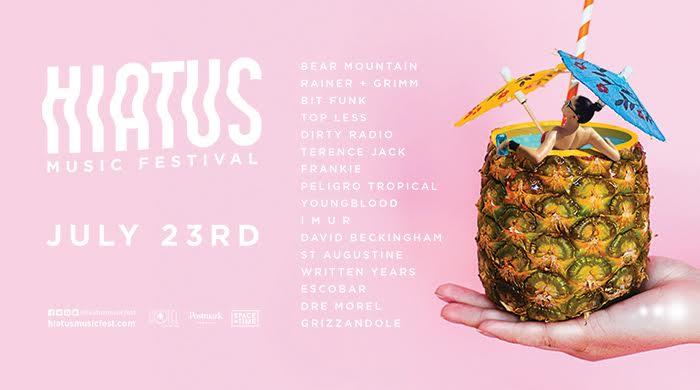 Hiatus Music Festival takes over East Van this summer