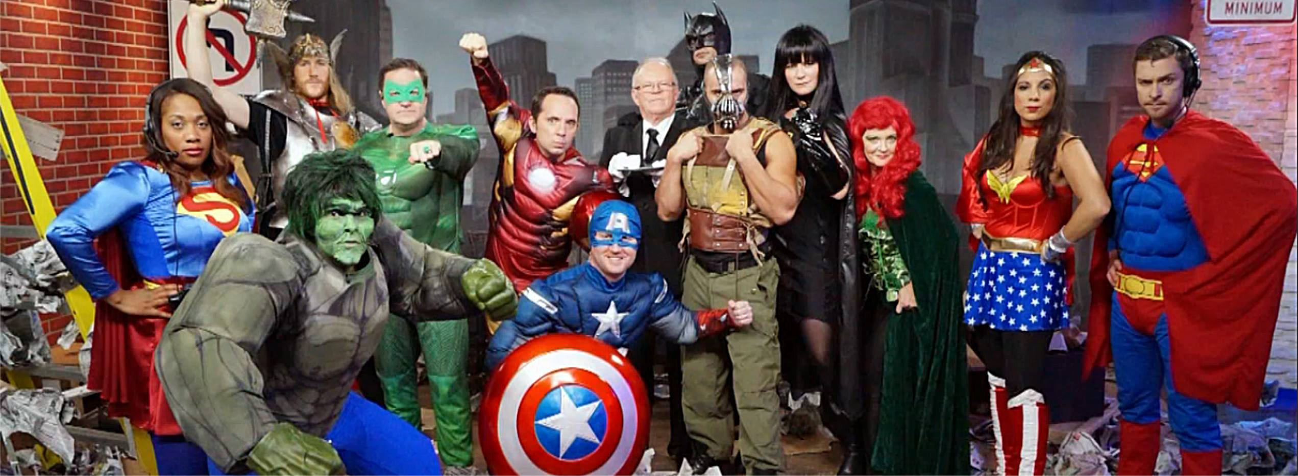 Theatrix is having a massive costume sale