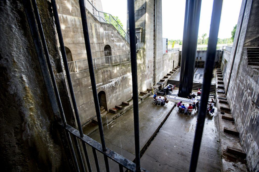 Liftlock Dining Experience
