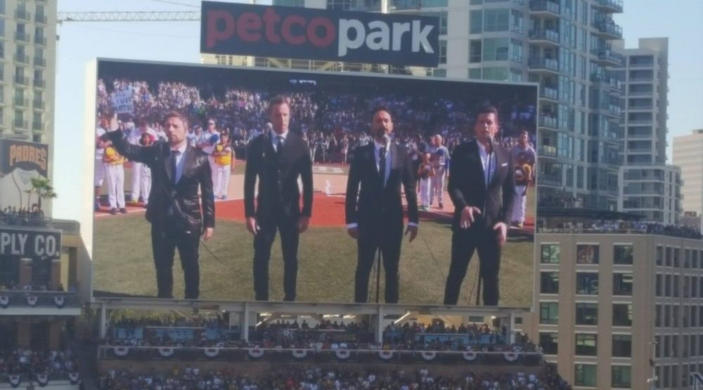 The Tenors change O Canada lyrics to support 'All Lives Matter' at MLB All-Star Game (VIDEO)