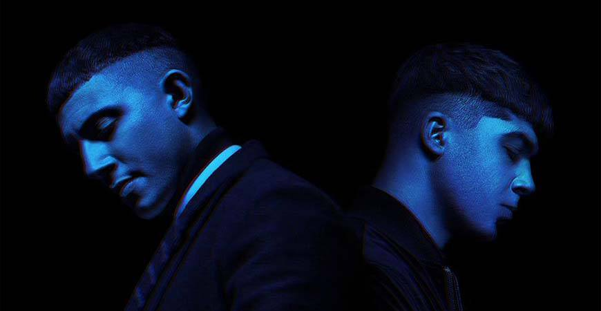 Majid Jordan Vancouver 2016 concert at the Commodore Ballroom