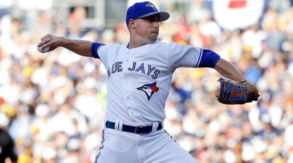 Blue Jays need All-Star pitcher Aaron Sanchez to remain in rotation