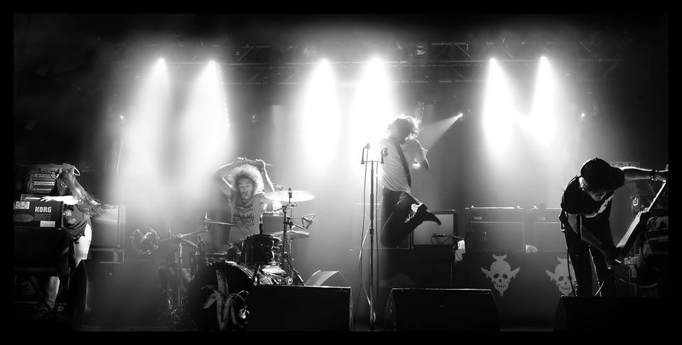The Dandy Warhols Calgary concert 2016 at the Marquee Beer Market