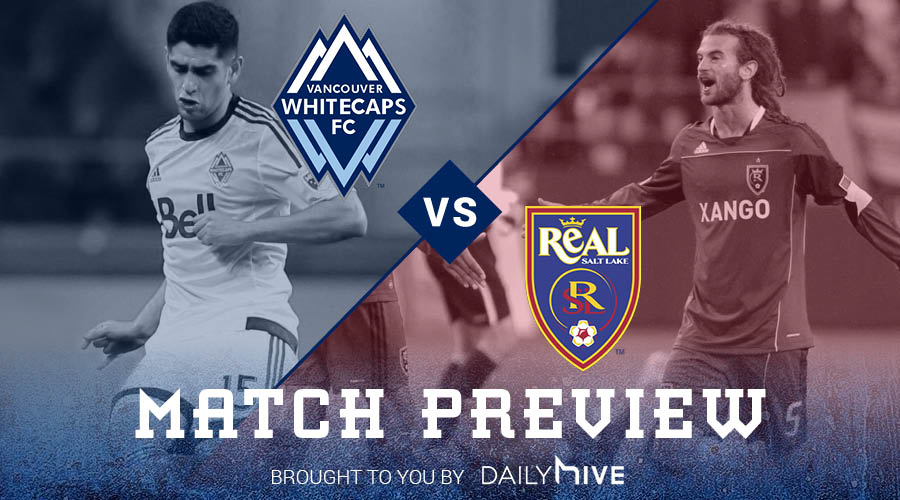 Match Preview: Whitecaps FC continue home stand against Real Salt Lake