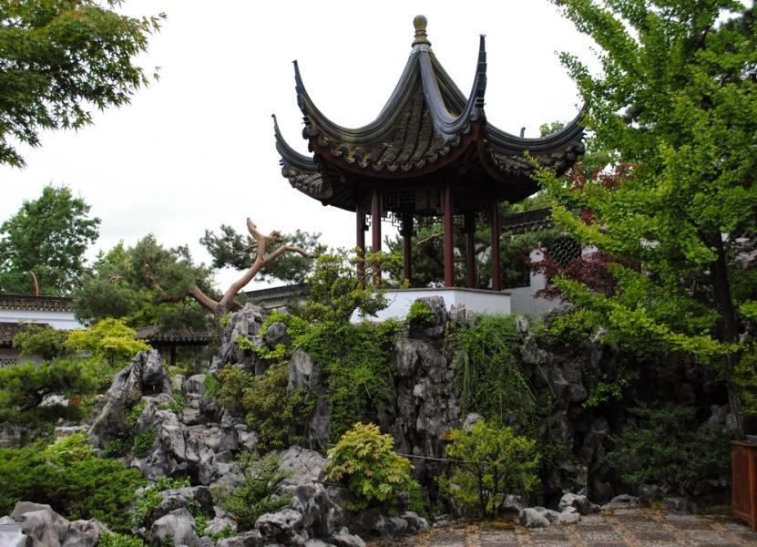 Dr. Sun Yat Sen Garden - Vanessa Tam