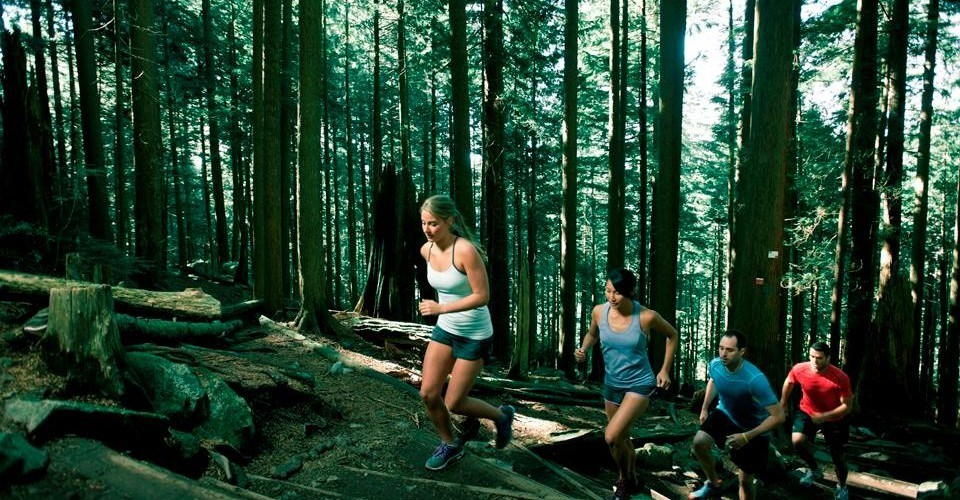 Hikers doing the Grouse Grind on Vancouver's North Shore (Grouse Grind/Facebook)