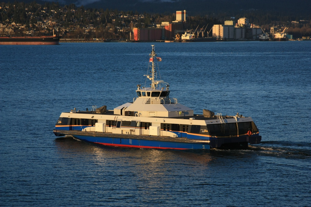Free WiFi now available on SeaBus ferry vessels