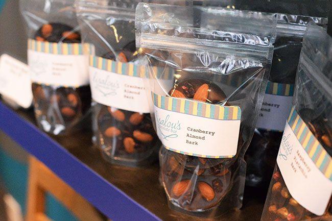 Cranberry Almond Bark (Jess Fleming/Daily Hive)