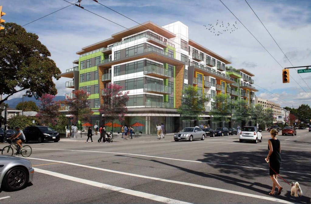 City Council approves 200 new rental units in East Vancouver