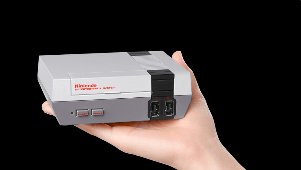 Nintendo is releasing a new mini NES Classic Edition