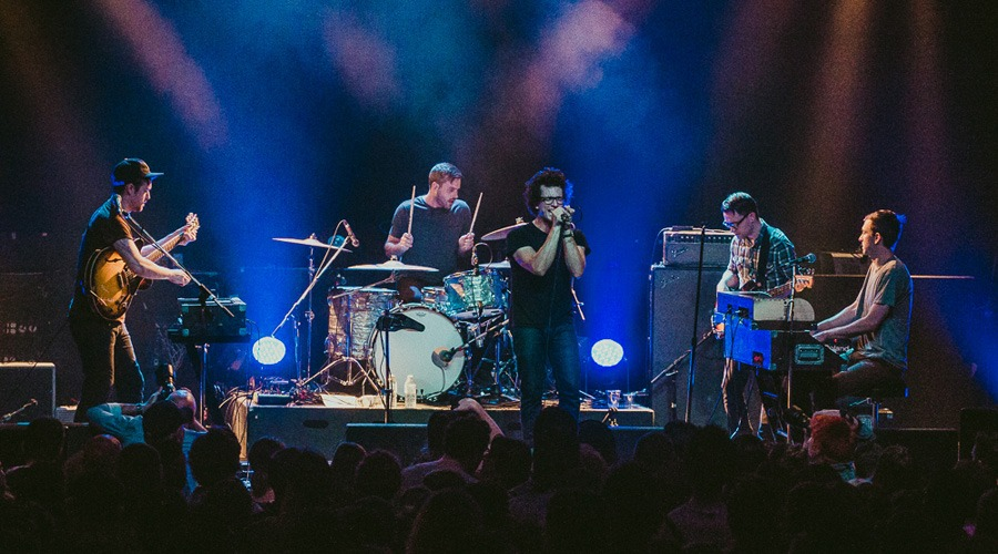 Concert Review: Pickwick headlines the Rickshaw Theatre's 7th anniversary celebration (PHOTOS)