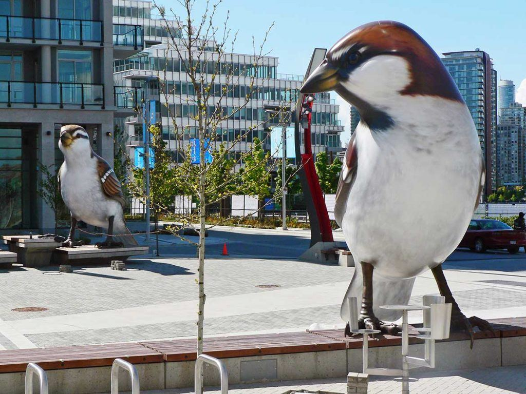 The Birds/ Heavy Industries