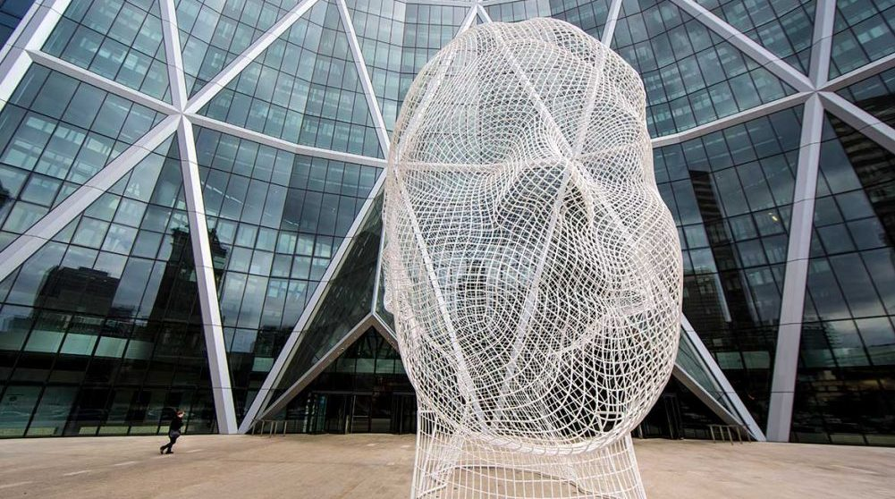 Calgary-based Heavy Industries shape cities' public art landscape