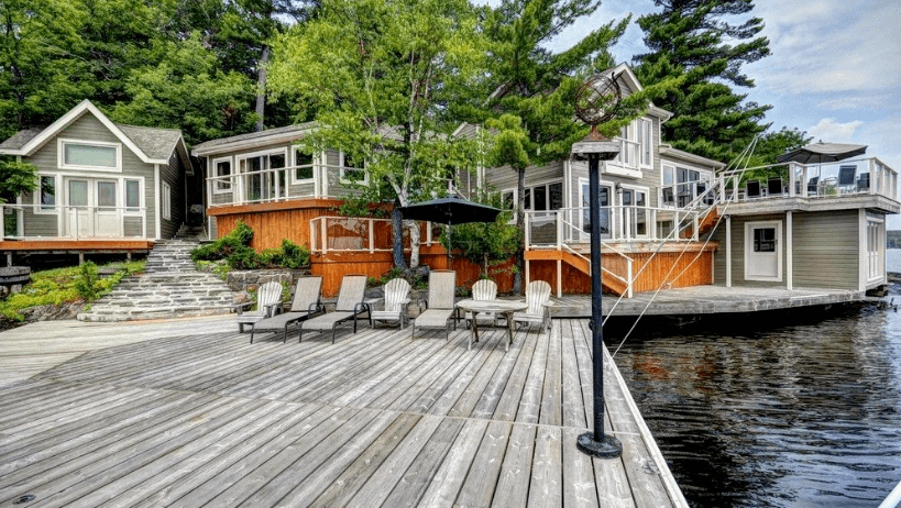 6 spectacular Muskoka cottages you can still rent this weekend
