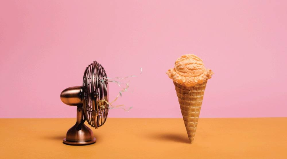 Uber will deliver ice cream to you in Montreal today for FREE