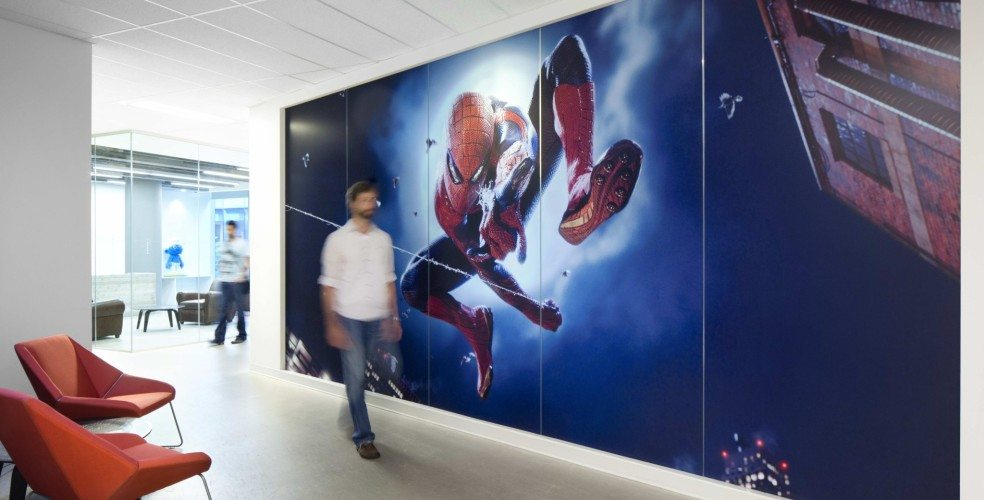12 photos inside Sony Pictures Imageworks new downtown Vancouver HQ