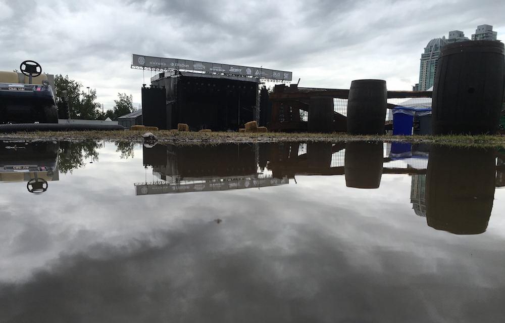 Oxford stomp rain