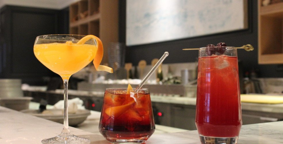 3 classic cocktails get a B.C. twist (RECIPES)