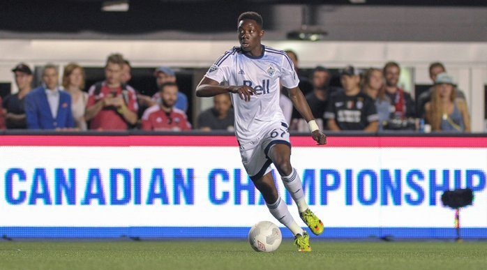 Whitecaps FC sign 15-year-old Alphonso Davies to MLS contract