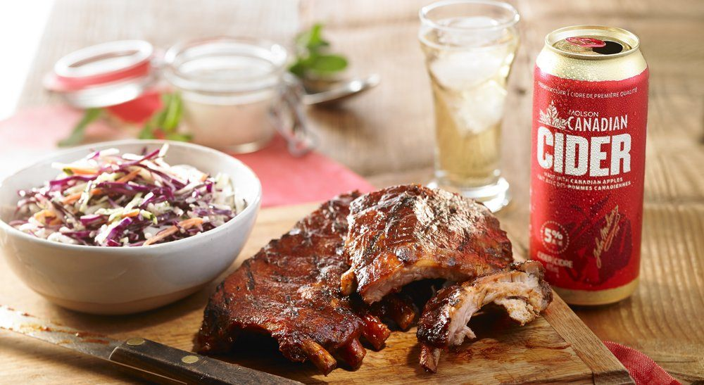 Recipe: Pair this crisp cider with spicy spareribs at your summer BBQ (CONTEST)
