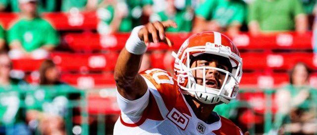 BC Lions come back to stomp Saskatchewan, win 40-27 in Buono's 400th game