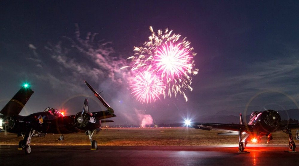 Abbotsford International Airshow slated to feature legendary aerial performers this August