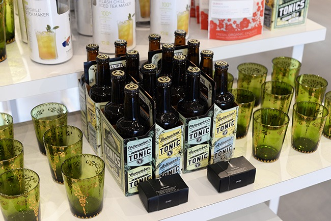 Tea-infused tonic (Jess Fleming/Daily Hive)