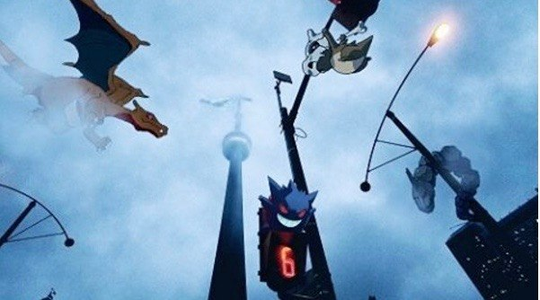 Thousands of people are going to a Pokemon Go Canadian release party in Toronto tonight