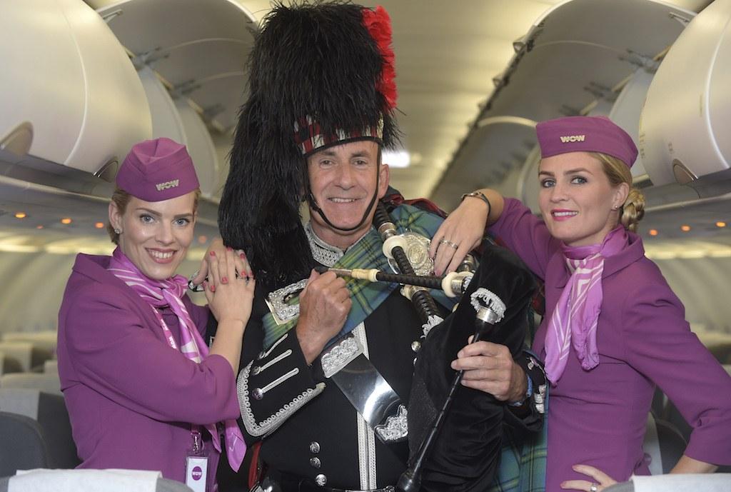 WOW Air now offering cheap flights from Toronto to Edinburgh, Scotland