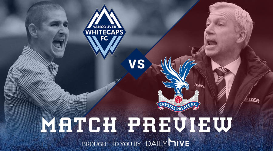 5 things to know about tonight's Whitecaps vs Crystal Palace match